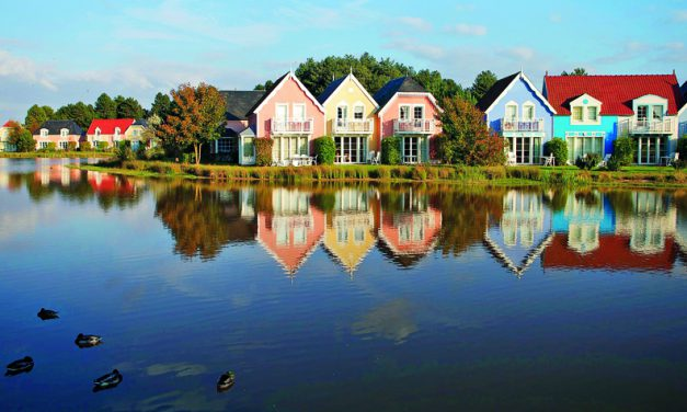 Eco-village in the Picardy region… and just an hour from Calais