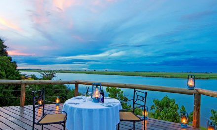 Chobe Boardwalk & Deck offers a view to sigh for