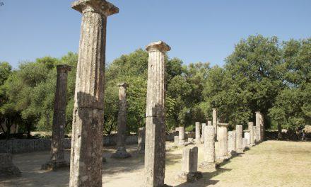 Ancient wonders – and a vivid imagination