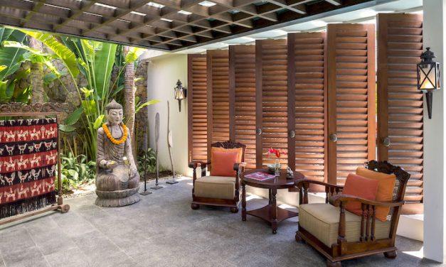 Seminyak setting for luxurious Des Indes Villas