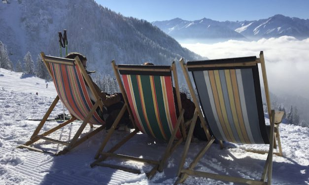 Crystal-clear skiing around scenic Seefeld