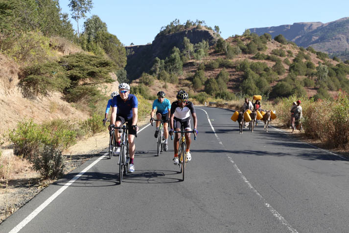 Tadele Travel launches first cycling trips to Ethiopia