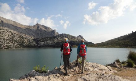 Set your Compass for walking in Mallorca