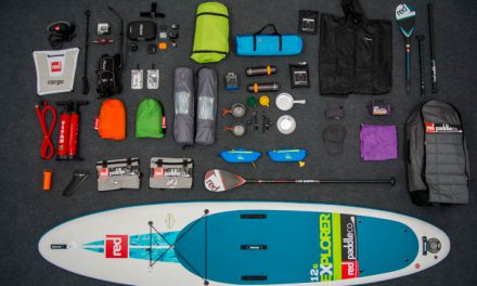 WIN the ultimate adventure package with Red Paddle Co