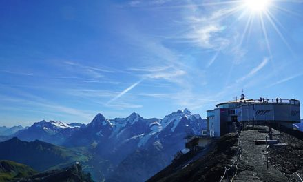 Hikes and high jinks in Mürren, Switzerland's sublime mountain village